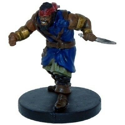 D&D Minis--Dungeons Dragons--Storm King's Thunder--14 BANDIT CAPTAIN--Lee