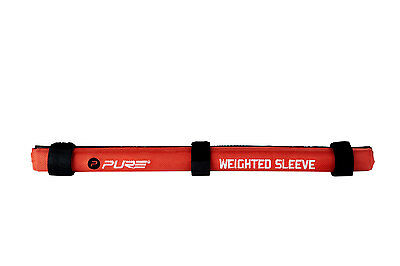 Pure2Improve Weighted Golf Shaft Sleeve Trainer
