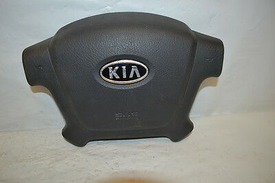 Fits Kia Spectra 2007-2009 Oem Driver Airbag Gray