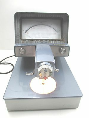 Macbeth QuantaLog Densitometer Model TD-102 Cool Vintage Lab Unit Mid Century