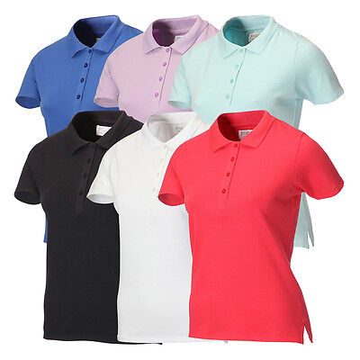 ProQuip Ladies Tour Polo Shirt Womens Sports Top 62% OFF RRP