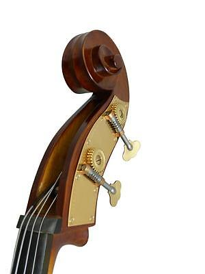 Double Bass 4/4 size new full-carved with bag and bow