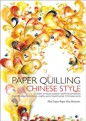 Paper Quilling Chinese Style // Englisch