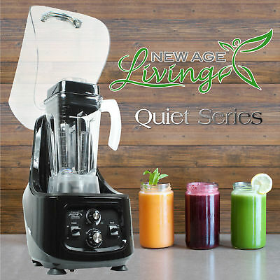 New 3Hp High Performance Pro Commercial Fruit Smoothie Blender Mixer Juicer