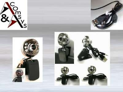 30MPixel USB Web Cam Camera Webcam Mikrofon PC Laptop Skype MSN Clip Indianer Ro