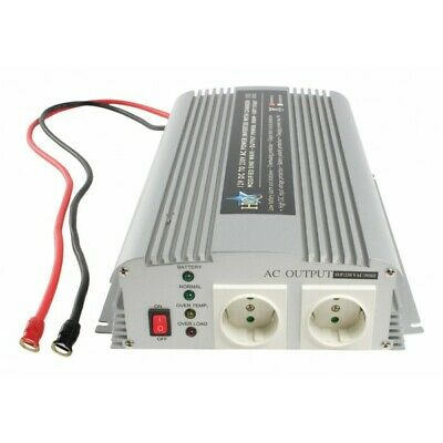 Power Inverter Onda Sinusoidale Modificata 12 VDC – AC 230 V 1000 W F