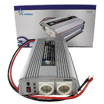 Power Inverter Onda Sinusoidale Modificata 24 VDC – AC 230 V 1700 W F