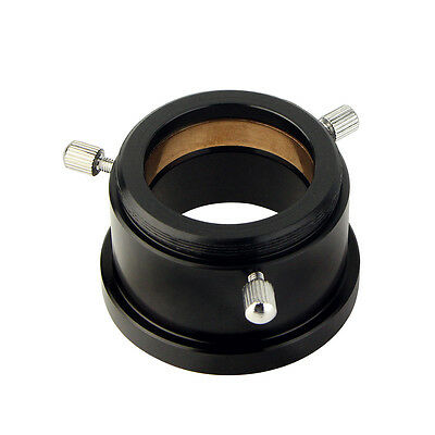 "New M42x0.75 to 1.25"" Telescope Adapter w/ Brass Compression Ring for Astronomy"