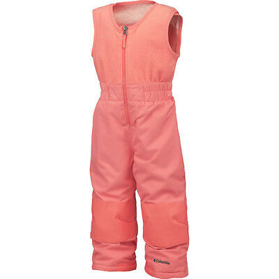 Columbia Buga Set Kids Jacket Snowsuit - Bluebell Fairisle Hot Coral All Sizes