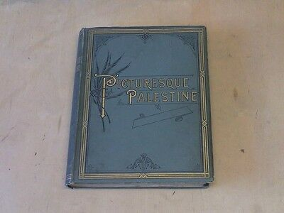Picturesque Palestine in Three Volumes :  Vol. II, Wilson, Sir Charles (editor),