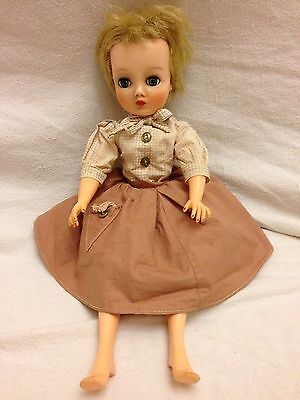 Vintage Horsman Cindy 18 inch jointed doll