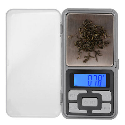 Digital Mini Pocket LCD Display Scale 300g-0.01g OZ Weigh Lab Jewelry Gold TE413