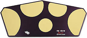 Vic Firth Heavy Hitter Large Quadropad Drum Practice Pad