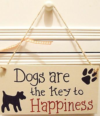 Cairn Terrier Dog Design Car Mirror Hanging Plaque Sign CPCAIRN-1 paws2print