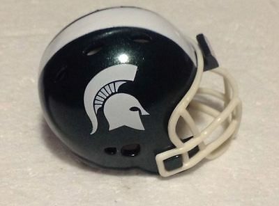 American Football College RIDDELL Pocket Pro Helmet MICHIGAN STATE SPARTANS