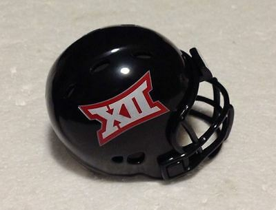 American Football BIG 12 RIDDELL Pocket Pro Helmet BIG 12 BLACK