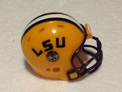 American Football SEC RIDDELL Pocket Pro Helmet LSU TIGERS