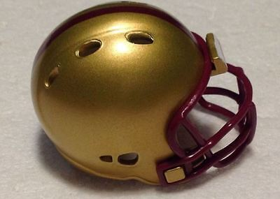 American Football ACC RIDDELL Pocket Pro Helmet BOSTON COLLEGE EAGLES