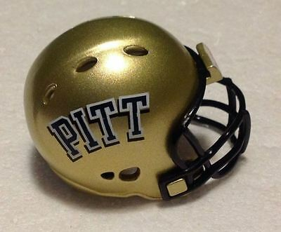 American Football ACC RIDDELL Pocket Pro Helmet PITTSBURGH PANTHERS