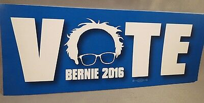 Wholesale Lot Of 10 Bernie Sanders Vote For  Bumper Stickers Usa President 2016