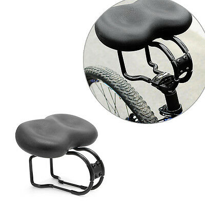 Bike Bicycle Cycling MTB Mountain Comfortable Soft Saddle Seat Cushion Pad New