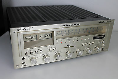 Marantz 2385 Stereo Receiver *excellent condition* *serviced & aligned* X-RARE