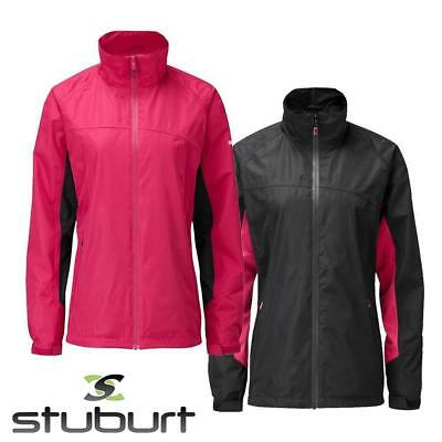 Stuburt Ladies Sport Lite Waterproof Full Zip Jacket Guaranteed! FREE P&P - NEW!