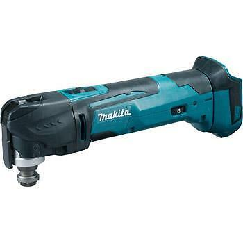 Makita Dtm51Z 18 Volt Lithium Ion Multi Function Tool Cutter (Bare Unit)