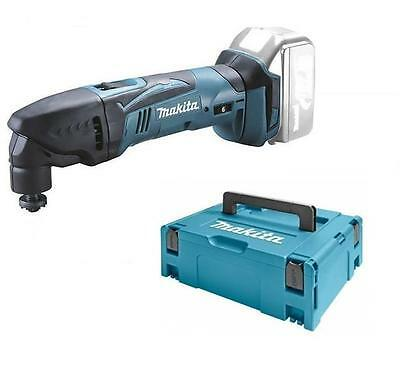 Makita Dtm50Zj 18 Volt Lithium Ion Multi Function Tool Cutter (Bare) In Case!