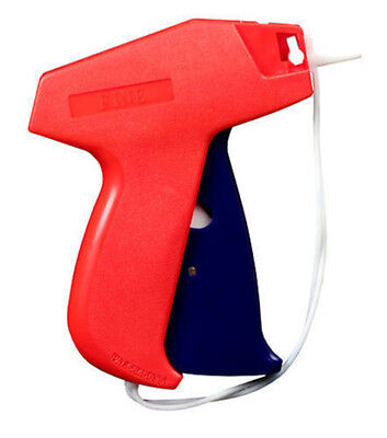Tagging Gun 1 Steel Needle Tag Label System Barbs For Clothes Sock