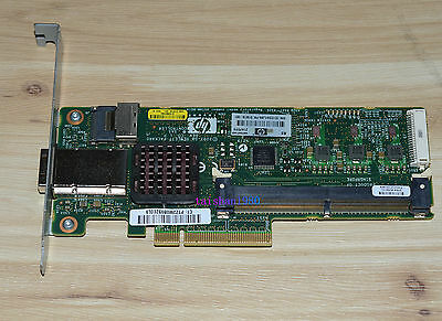 HP P212 462594-001 013218-001 Smart Array PCI-E SAS SATA RAID