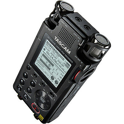 Tascam 192kHz/24bit-Compatible Studio-Quality Linear PCM Recorder - DR-100MKIII