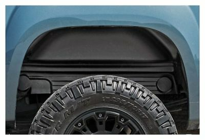 Rough Country Rear Wheel Well Liners 07-13 Chevy Silverado Trucks 4207