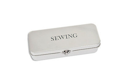 Garden Trading Sewing Tin - Chalk