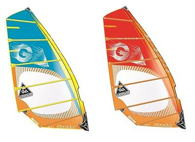 WINDSURF SEGEL GAASTRA MATRIX 2016 - 8,0 m² (NEU+OVP)