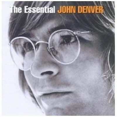 JOHN DENVER The Essential 2CD BRAND NEW Best Of Greatest Hits