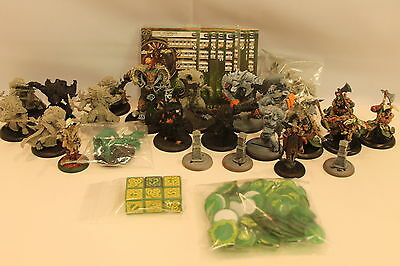 Hordes Circle Orboros Army Lot