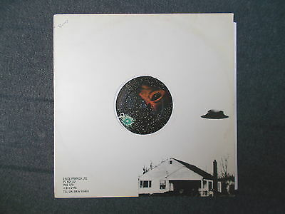 "DJ Clarkee Songs From The Abyss 12"" Area 51 Recordings 1997 AREA 59"