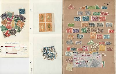 Honduras Collection on Stock Pages & Show Sheets, Nice Lot To Pick Through (F)