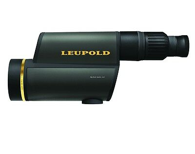 NEW Leupold Gold Ring Straight Spotting Scope, 12-40x60mm 120372