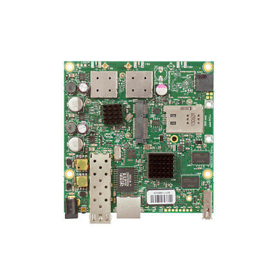 MikroTik RouterBoard RB922UAGS-5HPacD, 2x2 zwei chain WLAN (09.28.16)