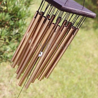 Amazing 16 Tubes Yard Garden Outdoor Living Wind Chimes Windchimes Home Decor