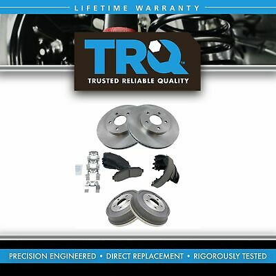 1998 For Toyota 4Runner Rear Drum Brake Shoes Set with 2 Years Manufacturer Warranty Both Left and Right
