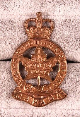 Canadian Army Badge: Royal Montreal Regiment - nhm