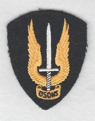 Canadian Army Shoulder Patch:  Special Forces - on felt