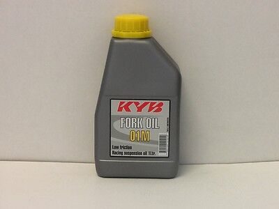Kayaba fork oil 5W 1 Ltr KYB 01M  racing suspension oil