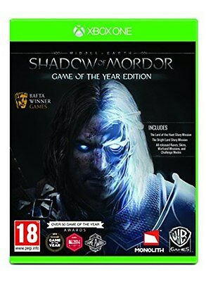 Middle-Earth: Shadow of Mordor GOTY (Xbox One) [NEW GAME]