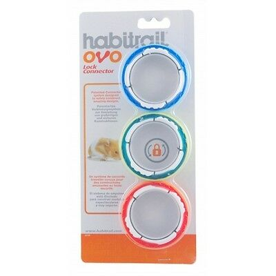 Habitrail® Ovo Lock Connectors  # 62700   * Free Shipping *