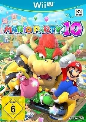 Nintendo Wii U Mario Party 10 Selects NEW