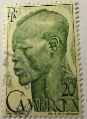 Cameroon  Scott #320     Used Scu311Ff  Stamp .....worldwide Stamps